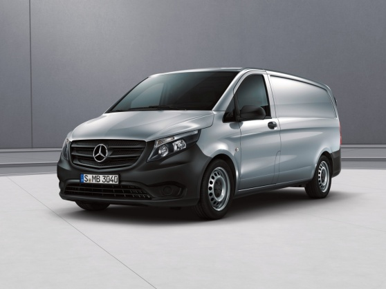Mercedes-Benz Guides app for Vito