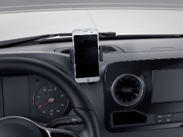 Sprinter Chassis Cab, smartphone holder